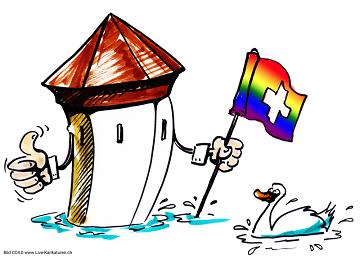 2. Generalversammlung Pride Zentralschweiz